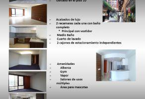 Foto de departamento en renta en Granada, Miguel Hidalgo, DF / CDMX, 15302020,  no 01