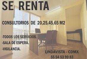 Foto de oficina en renta en Lindavista Norte, Gustavo A. Madero, DF / CDMX, 19682254,  no 01
