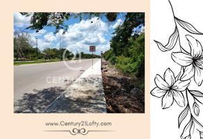 Foto de terreno habitacional en venta en 68 471 , la florida, mérida, yucatán, 0 No. 01