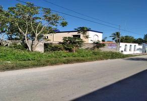Foto de terreno habitacional en venta en 68 , santa cruz, tizimín, yucatán, 0 No. 01