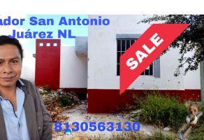 Foto de casa en venta en Benito Juárez Centro, Juárez, Nuevo León, 22173110,  no 01