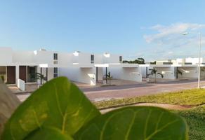Foto de casa en condominio en venta en 69 , dzitya, mérida, yucatán, 16830018 No. 01