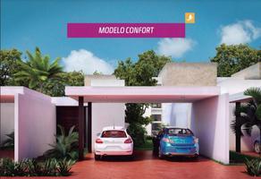 Foto de casa en condominio en venta en 69 , dzitya, mérida, yucatán, 16830022 No. 01