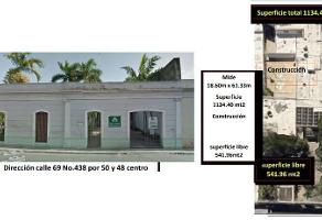 Foto de edificio en venta en 69 , merida centro, mérida, yucatán, 14222363 No. 01