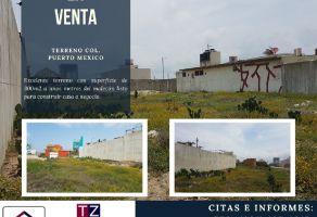 Foto de terreno habitacional en venta en Puerto México, Coatzacoalcos, Veracruz de Ignacio de la Llave, 21449258,  no 01