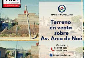 Foto de terreno comercial en venta en Acuitlapilco Primera Sección, Chimalhuacán, México, 12369292,  no 01