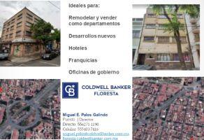 Foto de edificio en venta en Guerrero, Cuauhtémoc, DF / CDMX, 16750679,  no 01