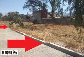 Foto de terreno habitacional en venta en Lomas de Santa Cruz, Santa Cruz Amilpas, Oaxaca, 12298349,  no 01