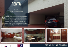 Foto de casa en renta en Petrolera, Coatzacoalcos, Veracruz de Ignacio de la Llave, 22353893,  no 01