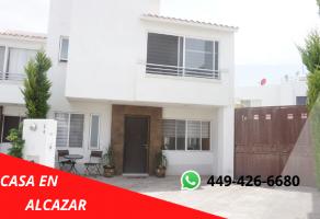 Foto de casa en venta en Alcázar, Jesús María, Aguascalientes, 12843786,  no 01