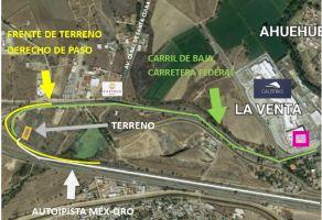 Foto de terreno habitacional en venta en Centro, San Juan del Río, Querétaro, 20265213,  no 01