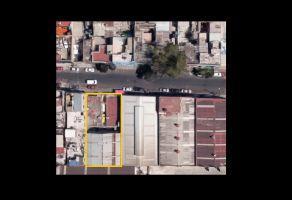 Foto de nave industrial en venta en Agrícola Pantitlan, Iztacalco, DF / CDMX, 16862397,  no 01