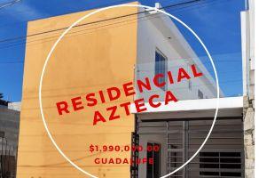 Foto de casa en venta en Azteca, Guadalupe, Nuevo León, 20551858,  no 01