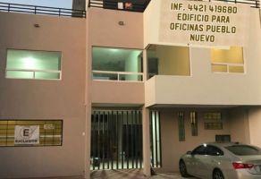 Foto de edificio en renta en Pueblo Nuevo, Corregidora, Querétaro, 21889505,  no 01