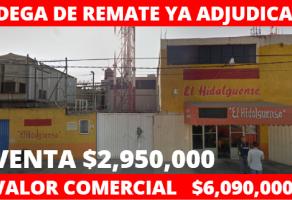 Foto de bodega en venta en Maximino Ávila Camacho, Gustavo A. Madero, DF / CDMX, 10601804,  no 01