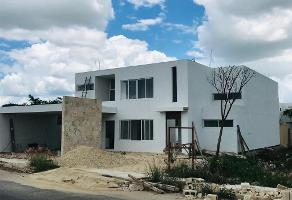Foto de casa en venta en 7 , san francisco de asís, conkal, yucatán, 0 No. 01