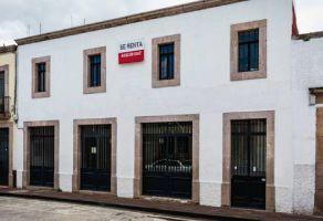 Foto de edificio en renta en Morelia Centro, Morelia, Michoacán de Ocampo, 22097549,  no 01