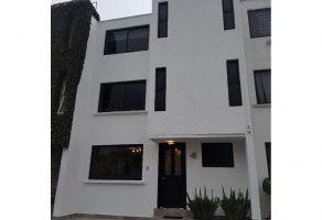 Foto de casa en condominio en renta en Olivar de los Padres, Álvaro Obregón, DF / CDMX, 21597183,  no 01