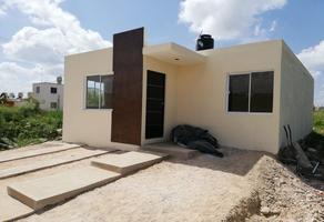 Foto de casa en venta en 71 , tixcacal opichen, mérida, yucatán, 15177511 No. 01