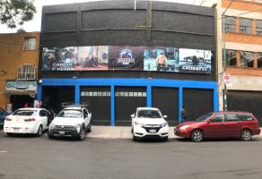 Foto de edificio en renta en Doctores, Cuauhtémoc, DF / CDMX, 10241713,  no 01