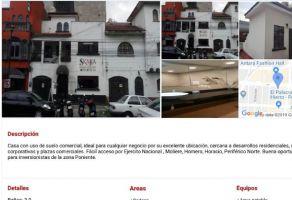 Foto de terreno habitacional en venta en Granada, Miguel Hidalgo, DF / CDMX, 18717308,  no 01