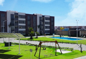 Foto de departamento en renta en San Francisco Ocotlán, Coronango, Puebla, 22065923,  no 01