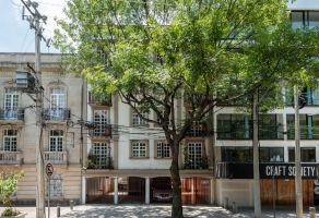 Foto de departamento en renta en Roma Norte, Cuauhtémoc, DF / CDMX, 16989350,  no 01