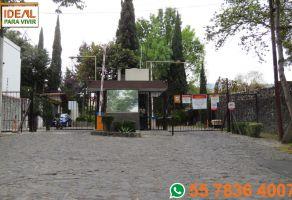 Foto de terreno habitacional en venta en Héroes de Padierna, Tlalpan, DF / CDMX, 12132507,  no 01