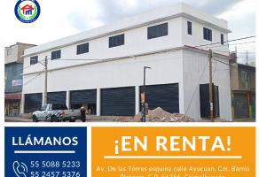 Foto de local en renta en Plateros, Chimalhuacán, México, 21525120,  no 01