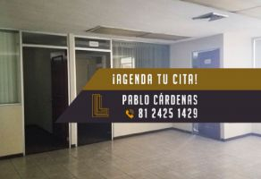 Foto de oficina en renta en 5 de Mayo, Monterrey, Nuevo León, 20629942,  no 01