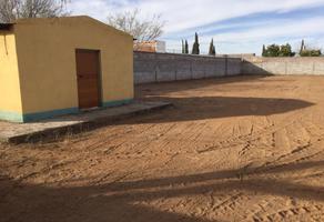 Foto de terreno habitacional en venta en 77 , aeropuerto, chihuahua, chihuahua, 14559043 No. 01
