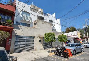 Foto de casa en condominio en renta en Progreso Tizapan, Álvaro Obregón, DF / CDMX, 19474020,  no 01
