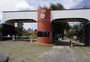 Foto de terreno habitacional en venta en Presa Escondida, Tepeji del Río de Ocampo, Hidalgo, 19711781,  no 01