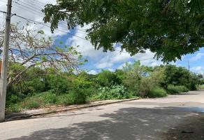 Foto de terreno habitacional en venta en 79 a , tixcacal opichen, mérida, yucatán, 0 No. 01