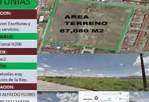 Foto de terreno habitacional en venta en Granjas San Pablo, Tultitlán, México, 11649344,  no 01