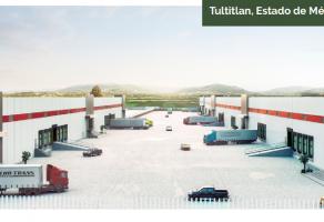 Foto de nave industrial en renta en Belém, Tultitlán, México, 21487932,  no 01