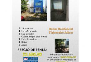 Foto de casa en renta en Banus, Tlajomulco de Zúñiga, Jalisco, 17189104,  no 01