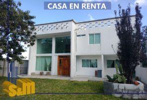 Foto de casa en renta en 3ra San Bartolomé Matlalohcan, Tetla de la Solidaridad, Tlaxcala, 22027016,  no 01