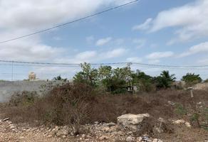 Foto de terreno habitacional en venta en 7b , san pedro noh pat, kanasín, yucatán, 0 No. 01