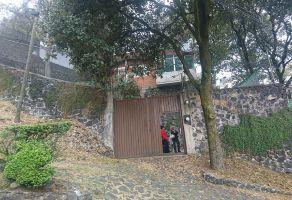 Foto de terreno habitacional en venta en Héroes de Padierna, Tlalpan, DF / CDMX, 17040608,  no 01
