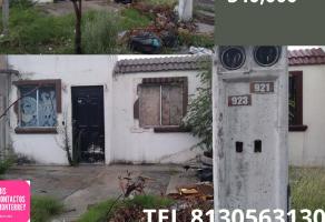 Foto de casa en venta en Bella Vista 4to Sector, Cadereyta Jiménez, Nuevo León, 20635696,  no 01