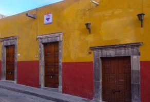 Foto de edificio en venta en San Miguel de Allende Centro, San Miguel de Allende, Guanajuato, 12563375,  no 01