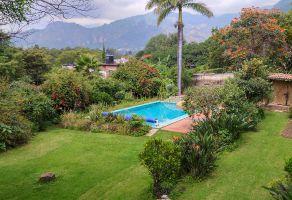 Foto de casa en venta y renta en Amatlán de Quetzalcoatl, Tepoztlán, Morelos, 20786168,  no 01