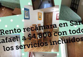 Foto de cuarto en renta en San Rafael, Cuauhtémoc, DF / CDMX, 15539467,  no 01
