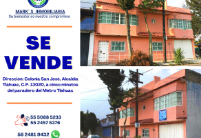 Foto de casa en venta en San José, Tláhuac, DF / CDMX, 19988370,  no 01