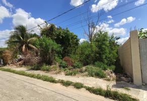 Foto de terreno habitacional en venta en 8 , granjas, mérida, yucatán, 20037150 No. 01