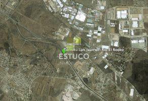 Foto de terreno comercial en venta en El Rodeo, San Juan del Río, Querétaro, 20190406,  no 01