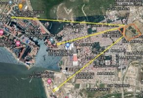 Foto de terreno habitacional en venta en Agua Zarca, Puerto Vallarta, Jalisco, 17474853,  no 01