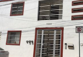 Foto de departamento en renta en La Primavera 1 Sector, Monterrey, Nuevo León, 21436626,  no 01