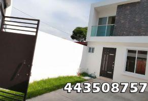 Foto de casa en venta en Gertrudis Sánchez, Morelia, Michoacán de Ocampo, 21832080,  no 01